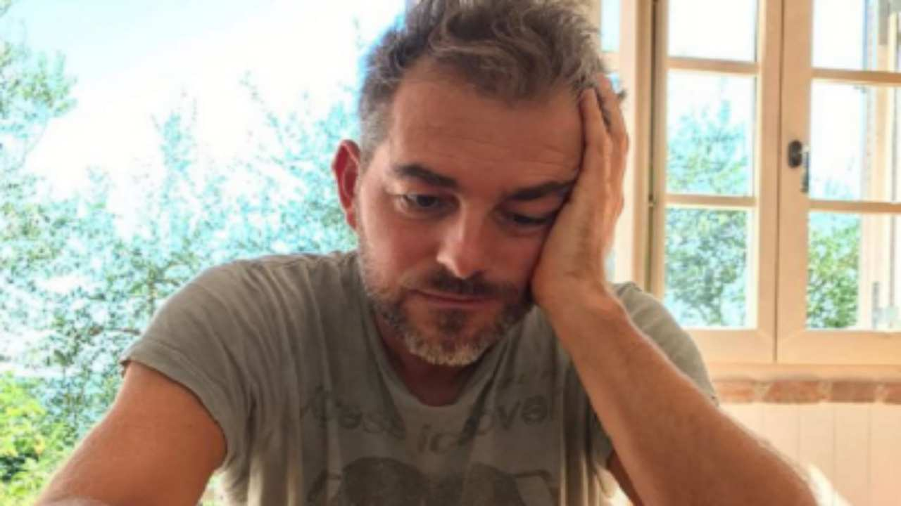 Daniele Bossari malattia AltraNotizia