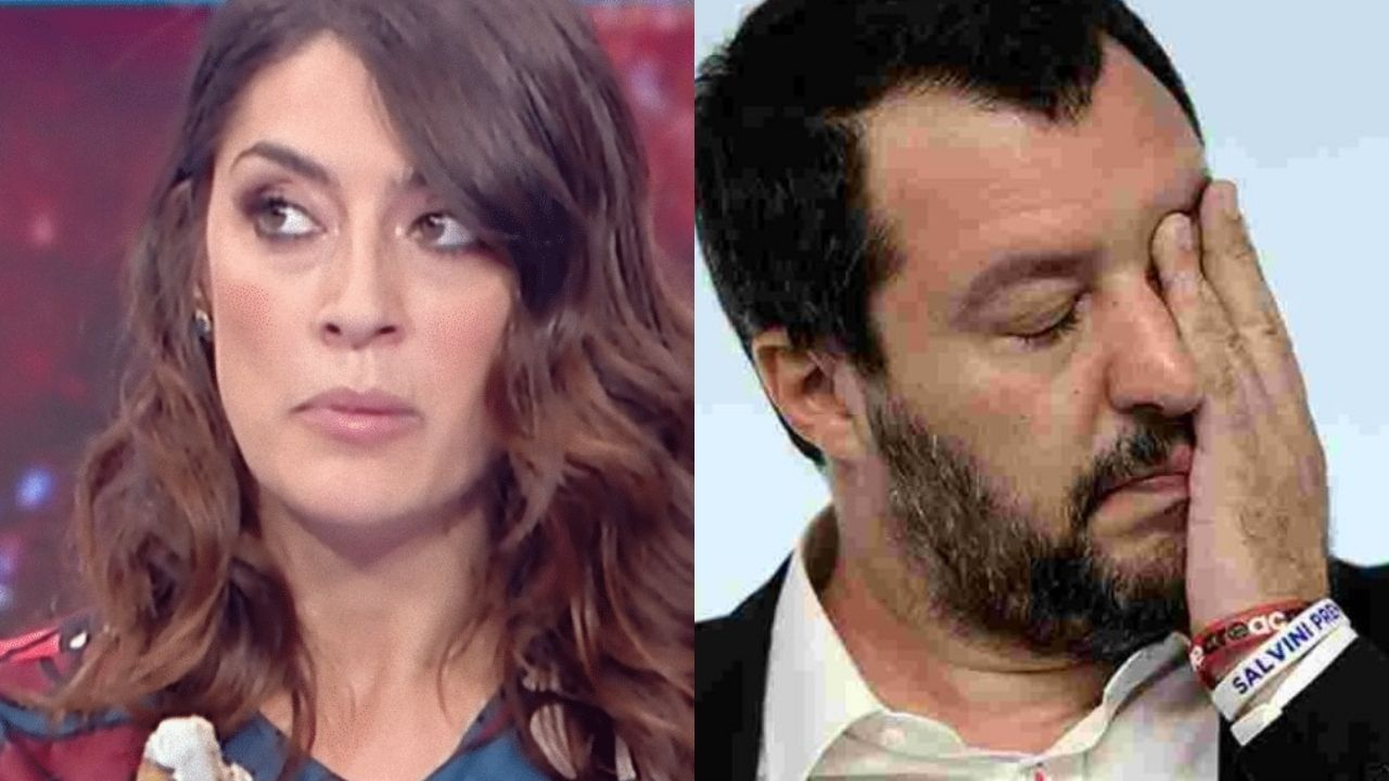 Elisa Isoardi addio a matteo salvini AltraNotizia