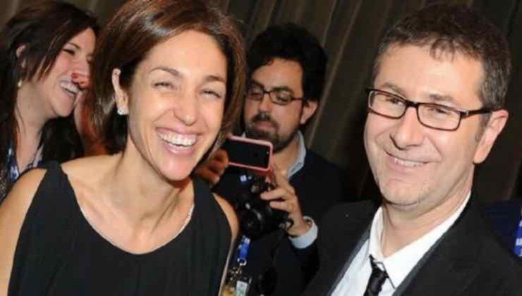 moglie di Fabio Fazio è Gioia Selis-AltraNotizia