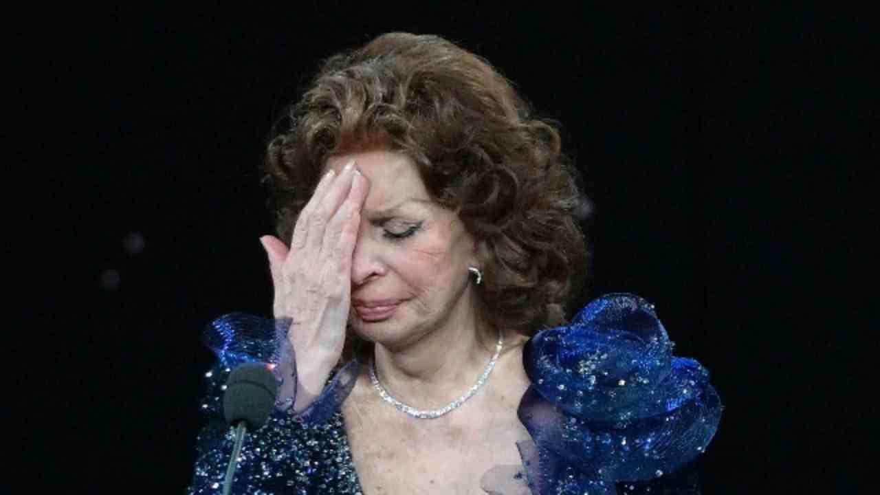 Sophia Loren figlio AltraNotizia
