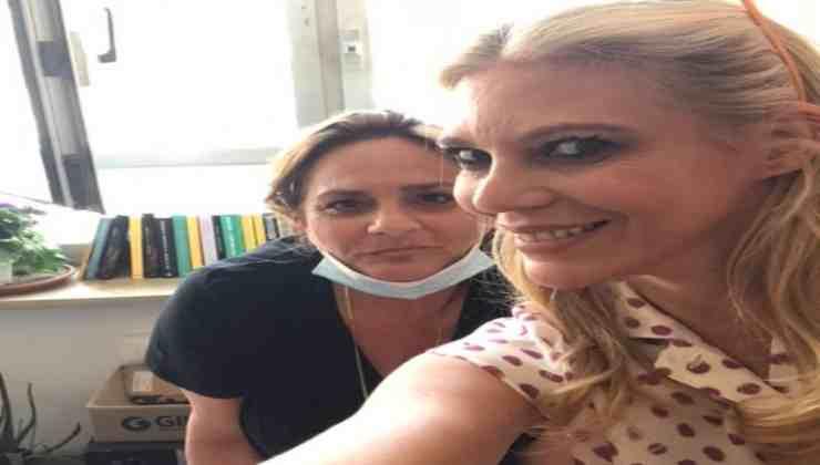 Eleonora Daniele lascia la televisione AltraNotizia