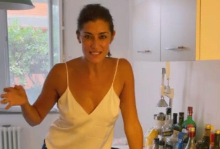 Elisa Isoardi chef casalinga