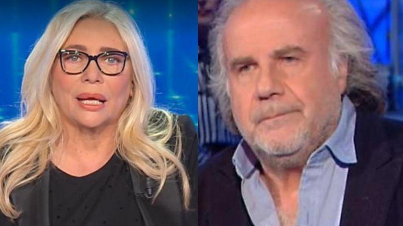 Mara Venier e Jerry Calà-Altranotizia