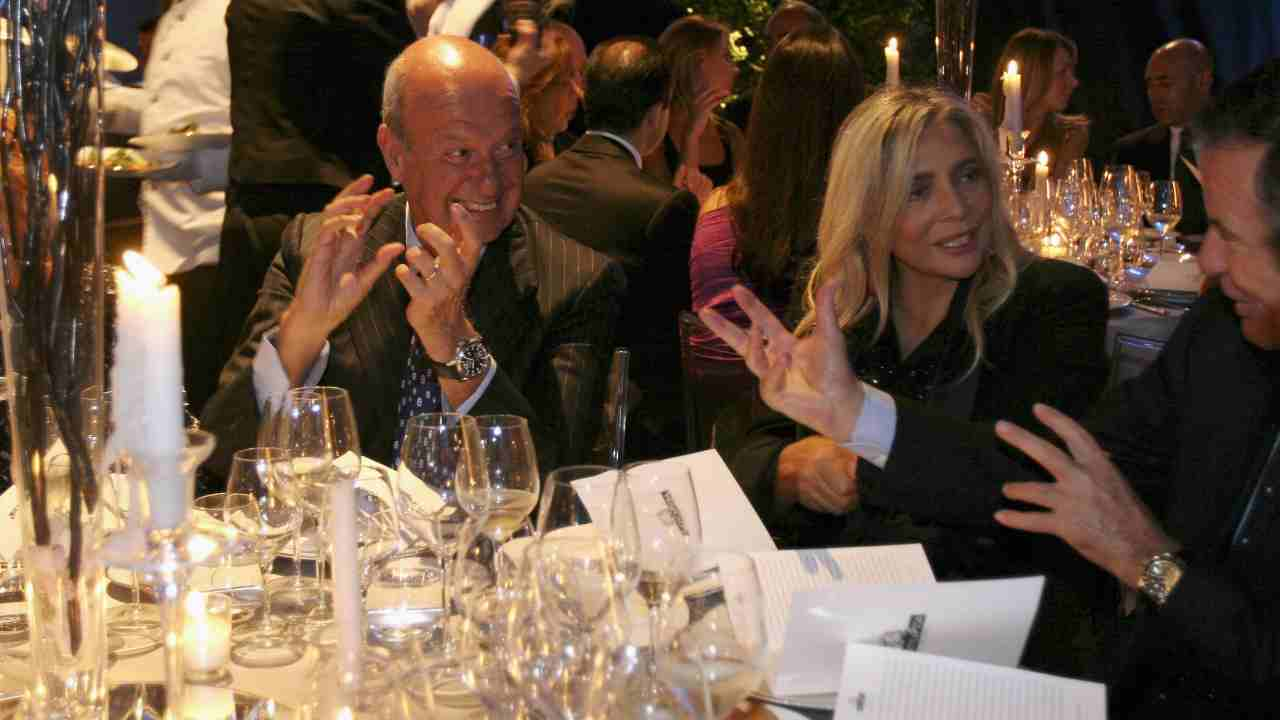 Mara Venier e i piaceri della tavola