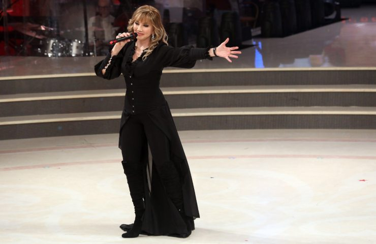 Milly Carlucci conduce