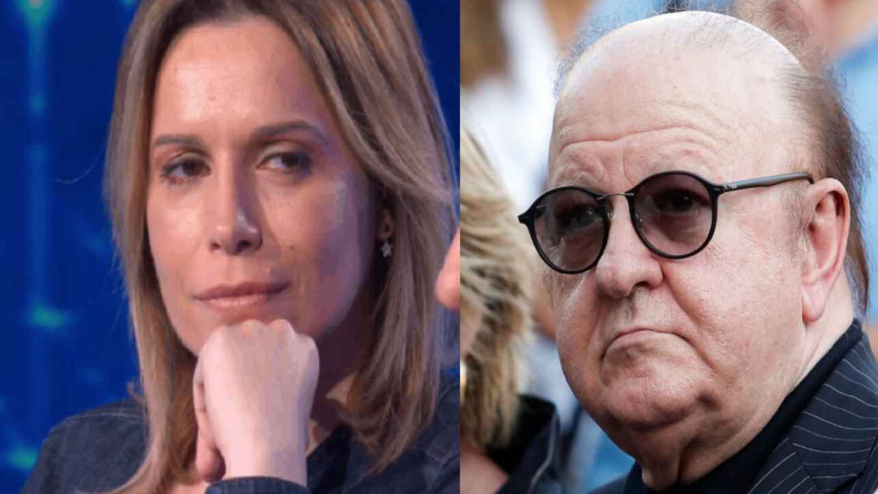 Massimo Boldi e Irene Fornaciari-Altranotizia