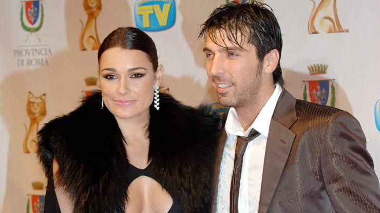 Alena Seredova e Gigi Buffon insieme