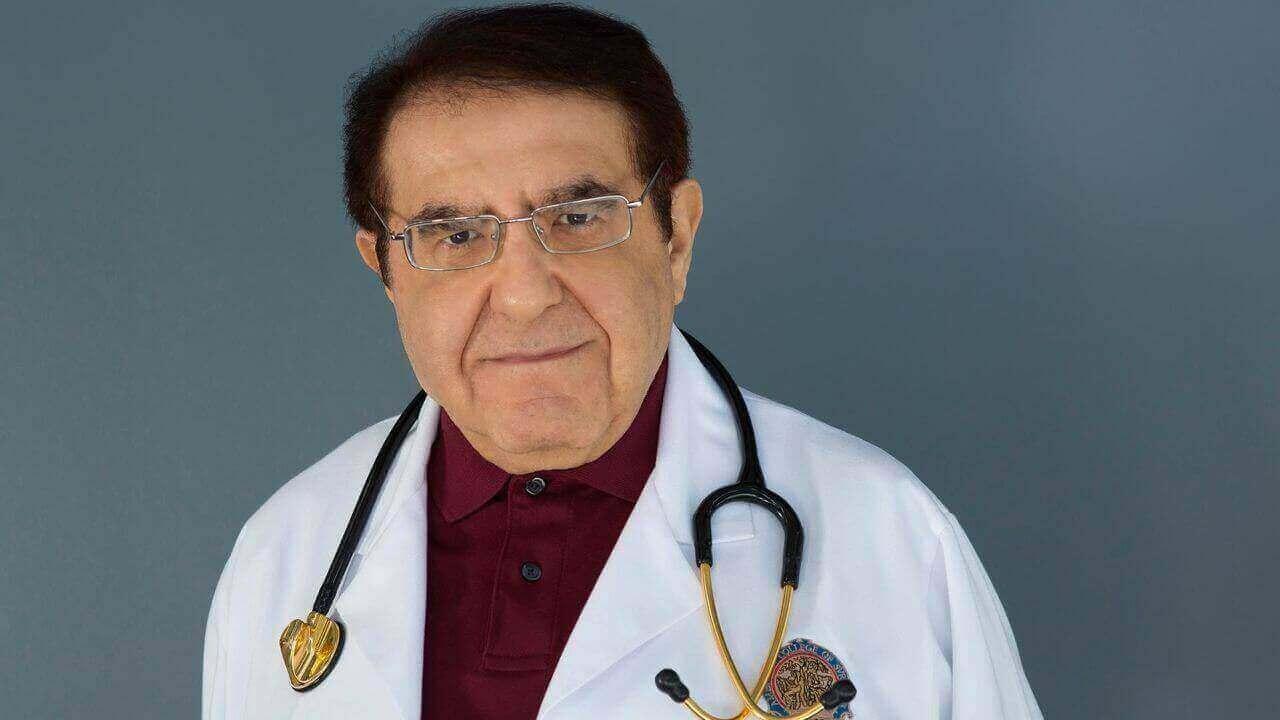 Dottor Nowzaradan primo piano