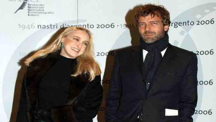 Eleonora Giorgi e Massimo Ciavarro-Altranotizia