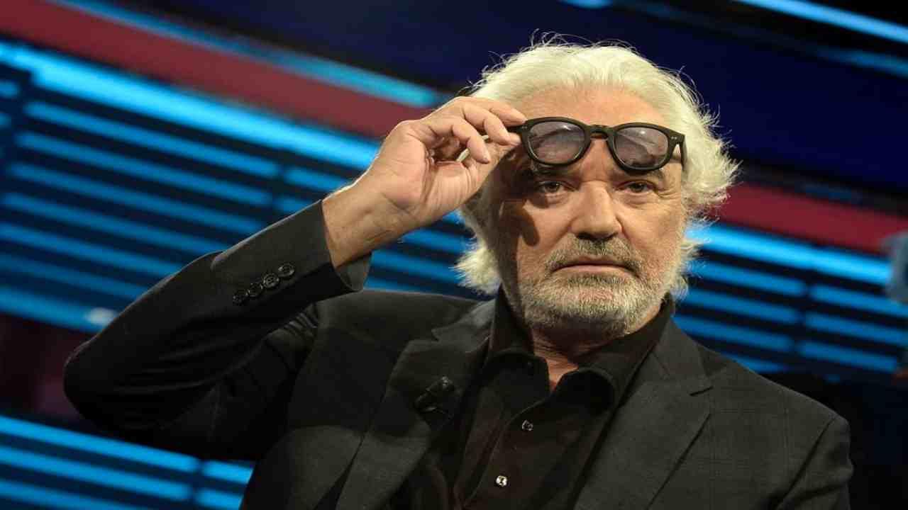 Flavio Briatore energico AltraNotizia