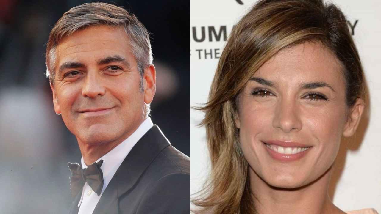 George - Clooney - e - Elisabetta - Canalis - perché - è - finita - Altranotizia