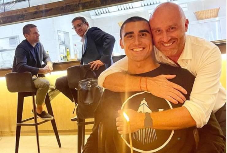 Rudy Zerbi figlio Altranotizia