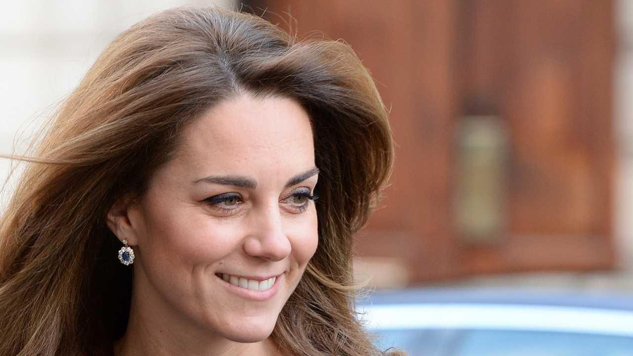 Kate Middleton, spunta una rara foto   Mai vista senza trucco e parrucco