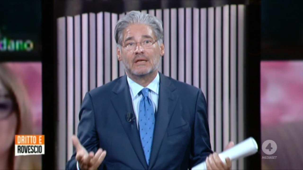 Paolo Del Debbio e lo scioccante dimagrimento | Tutta la dura verità